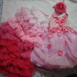 Birthday Pink Gown