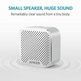 (BNIB) ANKER SoundCore nano Bluetooth 4.0 Speaker with Big Sound (Brand New Boxed)