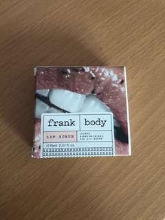 Frank Body Lip Scrub