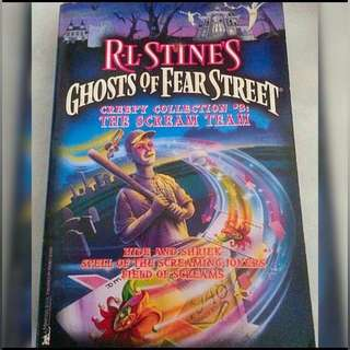 Ghosts Of Fear Street: Collection #3 The Scream Team - R.L. Stine