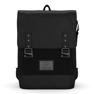 Gaston Luga Praper Backpack in Black