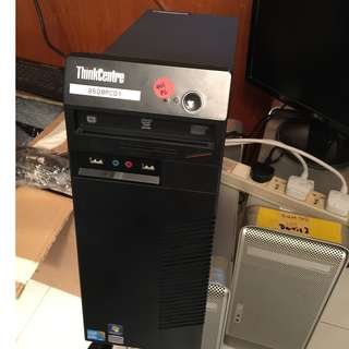Thinkcentre desktop i5