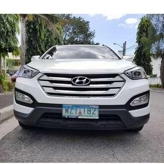 Hyundai Santa Fe 2013 CRDI 4x2 Automatic