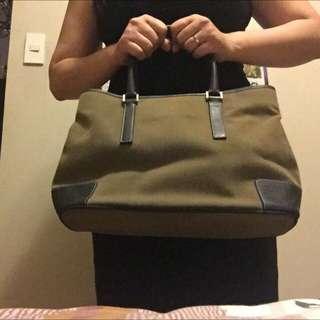 Fino bag leather