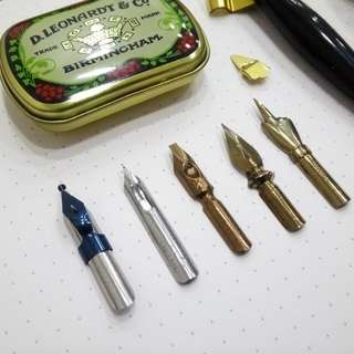 Calligraphy Nib & Pen Holder (PO)