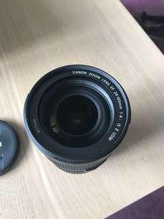 Canon lens ef 24-105mm 1:4 L IS II usm