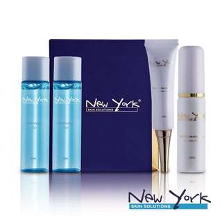 New York Skin Solutions trial kit