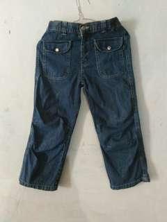 Celana jeans anak laki 6th