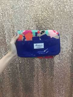 Makup Pouch by Shoshanna for ELIZABETH ARDEN