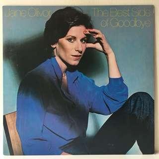 Jane Olivor – The Best Side Of Goodbye (1980 US Original - Vinyl is Mint)