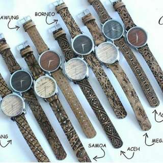 Traditional Style Fashion Watches