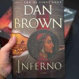 Dan Brown - Inferno (Hardback)