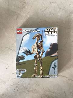 LEGO Star Wars Episode 1 Battle Droid 8001-1