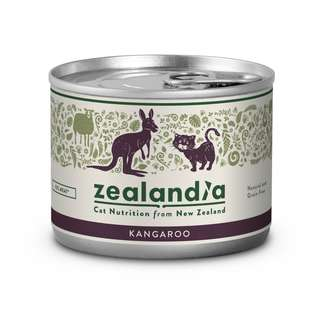 1 Carton 24 cans Zealandia Kangaroo for cats