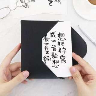 🚚 信的戀人 30張不同 明信片 願你聽見(全新未拆封)