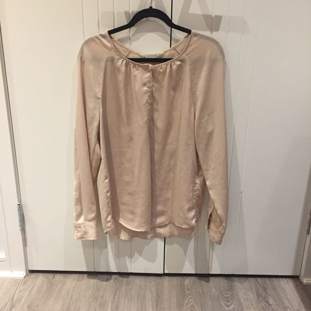 (12) Seed blouse
