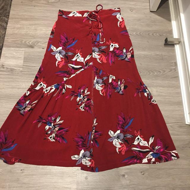 (12) Temt maxi skirt