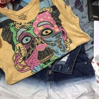 Artwork T- Shirt