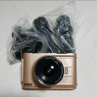 BlackVox HD3700 FHD Dashcam Car Cam (Only Dark Gold)
