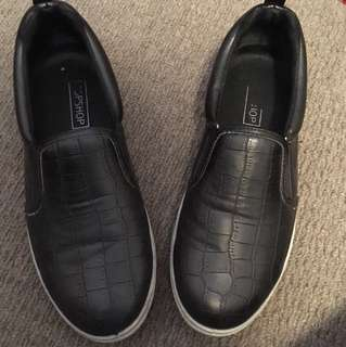 Topshop Slip on Shoes