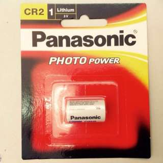 CR2 Panasonic camera battery