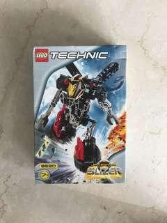 LEGO Technic Millenia Slizer 8520