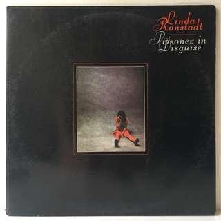 Linda Ronstadt – Prisoner In Disguise (1975 USA Original - Vinyl is Mint)