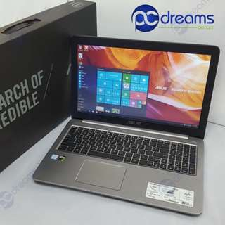 """ASUS K501UB-DM097T [i7/8GB/1TB HDD/GT940 2GB/15.6"""" FHD] [FACTORY RERESH] [PC DREAMS OUTLET]"""