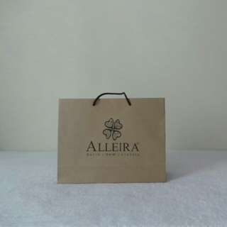 Alleira Sale Paper Bag