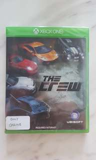 Xbox One Game - The Crew