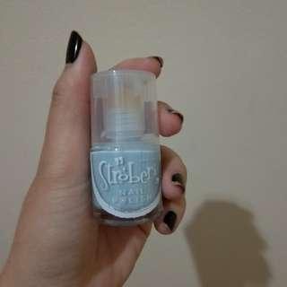 Nail polish - biru
