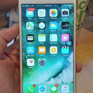 Rush sale or swap iPhone 6 Plus 16gb smartlocked