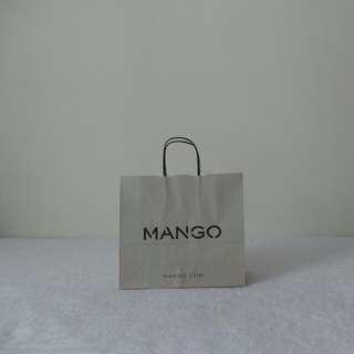 Mango Paper Bag