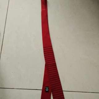 Red Stylish Necktie