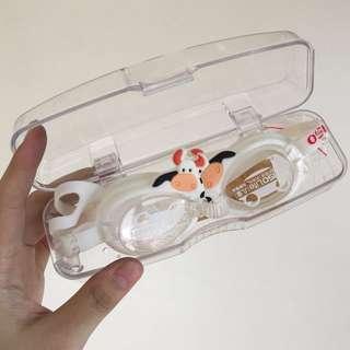 Miniso Life Kids Swimming Goggles Chinese Zodiac - Ox