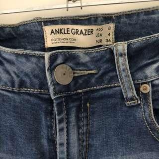 Cotton on skinny leg jeans