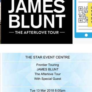 James Blunt Tickets Lyric Theatre Tuesday March 13