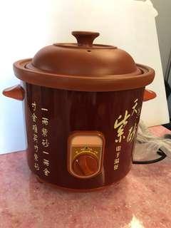 紫砂電子湯煲3.0L