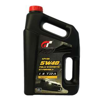 GT Engine Oil Ultra Tech 5W40 SN/CI-4