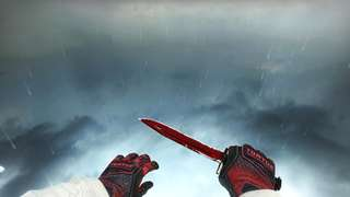 Crimson Kimono and Crimson Web Bayonet Both in FT