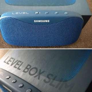全新Samsung level box slim藍牙喇叭