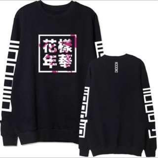 [PO] BTS The Most Beautiful Moment in Life Pullover