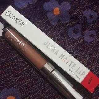 Colourpop ultra matte lippie