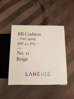 Laneige Anti-aging BB Cushion No.21