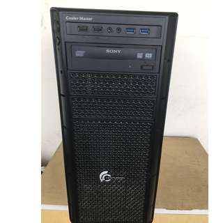 Desktop PC Pentium(R) i3-4150 CPU @ 3.50 GHz (with Monitor)