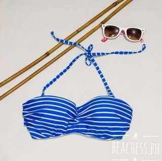 Stripes Bikini top