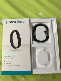Fitbit Flex 2 wristband (Tracker not included)