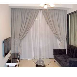 My Manhattan Condo  Simei -  Exciting 1 Bedroom Fully Furnished Condo, Pristine Condition  - Walk to Simei MRT