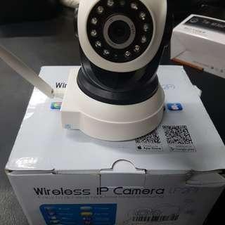 Wifi CCTV IP Camera 360° rotating