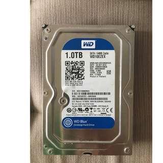 Western Digital WD 1TB 3.5